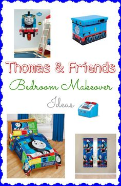 thomas the tank engine room decor | Under: Thomas the Tank Engine ...