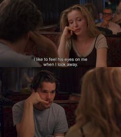 Before Sunrise (1995)  Ethan Hawke Julie Delpy Dir. Richard Linklater