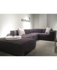 Living room sectional idea
