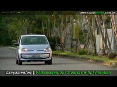 ▶ Volkswagen Up! automatizado e versão duas portas - YouTube
