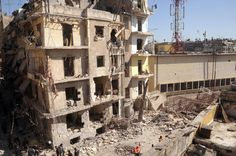 Damascus bomb blasts over the weekend have been followed by firefight between the rebel Free Syria Army and the forces of President Bashar al-Assad.