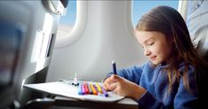 Worried about travelling with kids in These are the 10 best travel toys for kids and airplane toys for toddlers to keep little ones busy on airplanes. Airplane Toys, Airplane Travel, Airplanes, Travel Toys For Toddlers, Travel With Kids, Toddler Toys, Kids Toys, Flying With Kids, Travel Usa