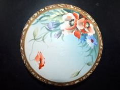 Large Noritake Nippon Porcelain Dresser Jewelry by ChristiesCurios