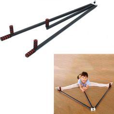 1x-New-Device-Split-Leg-Extension-Machine-Flexibility-Training-Leg-Exercise-HOT
