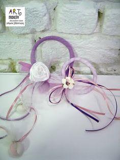 στεφανακι με λουλουδι