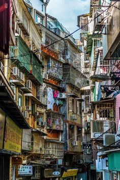 Macau by Cesar Nascimento on 500px