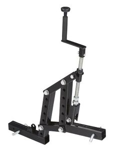 Impact Implements Lift System - - Attaches to any 2 inch hitch style receiver on your ATV, UTV, or lawn tractor. Allows you to quickly and easily attach any Impact Implements accessories. Garden Tractor Attachments, Atv Attachments, Metal Projects, Welding Projects, Farm Projects, Utv Accessories, Best Atv, Tractor Implements, Atv Riding