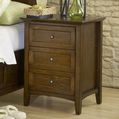 Special Offers - Modus Furniture International Paragon 3- Drawer Nightstand Truffle - In stock & Free Shipping. You can save more money! Check It (May 12 2016 at 01:39PM) >> http://adjustablebedusa.net/modus-furniture-international-paragon-3-drawer-nightstand-truffle/