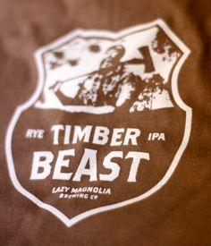Lazy Magnolia Timber Beast Shirt