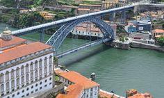 Ponte Dom Luís I (Portugal, Porto)
