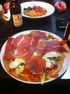 Real italian food in OF....