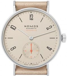 Nomos Tangente Neomatik Champagner | Timeless Luxury Watches