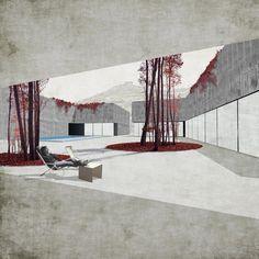 ARQUIGRAFIA: Hospedaje - TEd'A arquitectes