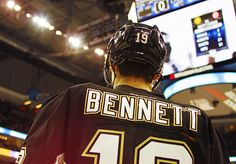Beau Bennett. I'm awaiting his return to the Pens. :( He is missed