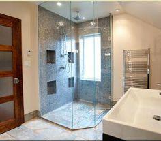 baño con ducha | Baños Modernos