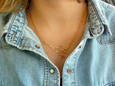 SALE THC molecule necklace Marijuana by MoleculENecklacE on Etsy   ko-te.com by @evatornado