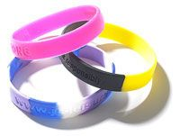 Silicone Wristbands http://www.jc-leisure.com/product-details/wristbands/silicone-wristbands/1/