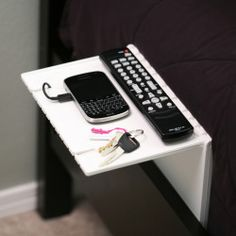 for if you dont have a bedside table