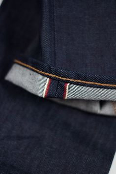 A great pair of jeans inspired by vintage military trousers, these guys are ready for anything you throw at them.  This comfortable denim is made by Candiani, o
