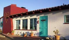 The Joshua Tree Inn and Motel, Joshua Tree National Park, California - in the Gram Parsons Room No. 8.