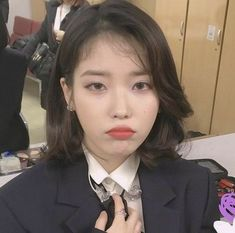 K Pop, Korean Girl, Asian Girl, Iu Twitter, Uzzlang Girl, Jennie Lisa, Iu Fashion, Cute Icons, Kpop Aesthetic