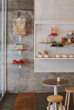 FANCY! NZ Design Blog | Supreme Seafarers Cafe  Concept Store  See more pics on the blog (Photo by Michael Valli)