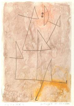 Paul Klee: Lutter contre soi.