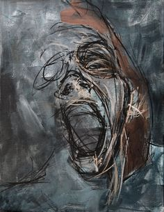 RAZVAN STANCIU-2016-Feelings-acrylic on canvas 30x40cm