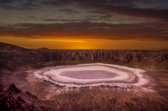 Wahbah Crater – Volcanos, Vegetation And Tourism of Taif Nasa Solar System, Solar System Exploration, Great Pictures, Cool Photos, Infinite Universe, Interesting Information, Saudi Arabia, Mars, Tourism
