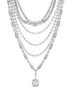 Neil Lane's Diamond Necklace- Bing Images