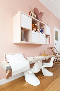 La vie en rose, une décoration d'intérieur pleine de douceur - FrenchyFancy