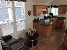 Noelles Dream Home Park Model Fleetwood Creekside Cabin Loft
