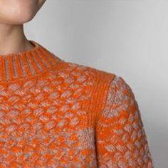 Distilled // A/W 15/16 Distilled: women's knitwear