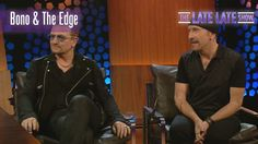 Bono and The Edge Interview and Performance | The Late Late Show (Performance is of The Miracle (Of Joey Ramone) and Every Breaking Wave)
