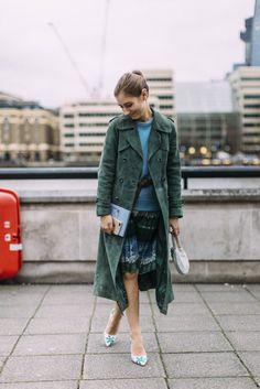 Best Street Style London Fashion Week Fall 2017 | POPSUGAR Fashion Photo 62