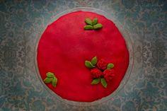 Widzimrka: Tort American Beauty/ Birthday cake