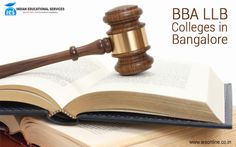 Find the list of BBA LLB colleges in Bangalore!