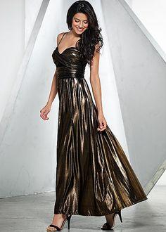 allen b maxi dress venus