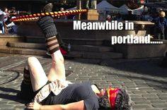 Keep Portland Weird uploaded by Xena Wolf