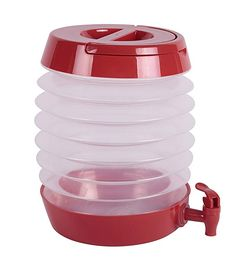 J Miles 255 Ounces Liters Collapsible Beverage Dispenser 10 Year Old Gifts, Sun Tea, Drink Dispenser, Beverages, Drinks, Signature Cocktail, Iced Tea, Lemonade, Outdoor Gardens