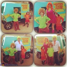 Mystery Incorporated Homemade Costume