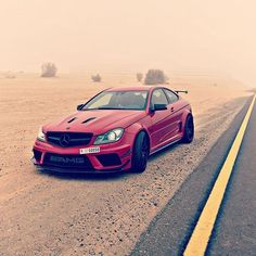 The perfect AMG beast for me..C63 Black Series | owner @ark.almehairi #carswithoutlimits #c63 #amg #blackseries