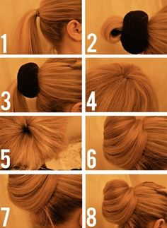 Don't think this will work for me just yet, but I'll try when my hair is longer!!!