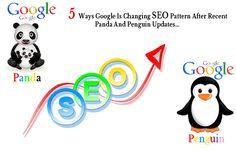 How #SEO Pattern Change After #GooglePanda & #Googlepenguin Updates in 2016.