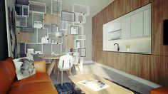 Small apartament in Poland Маленькая квартира в Польше