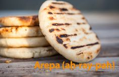 How to make Arepas -