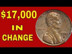 Error pennies worth great money! 1983 pennies you should know about! - YouTube