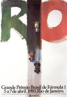 1985 RIO DE JANEIRO