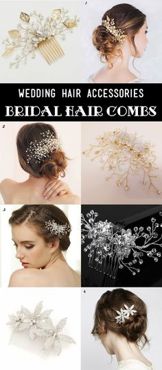 breathless bridal hair combs for weddings