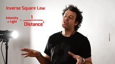 How To Use The Inverse Square Law In Photography #photography #phototips http://www.picturecorrect.com/tips/how-to-use-the-inverse-square-law-in-photography/